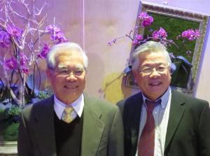 Vũ Kim Chi và một bạn Trần Lục xưa