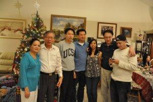 Gia đình NCT -2011